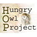 Hungry Owl Project. Art by Mary Blake